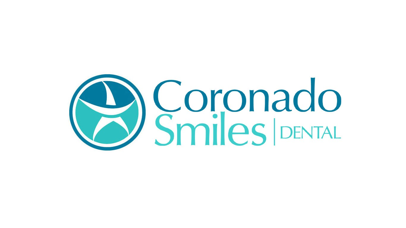 logo for a dental office  with a spa feel..... relaxed, tranquil, clean, modern