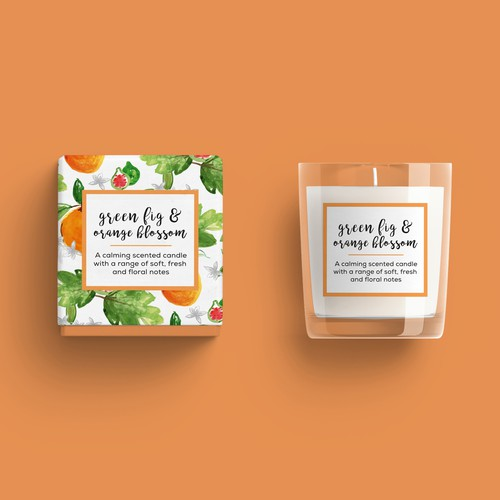Candle Packaging Concept