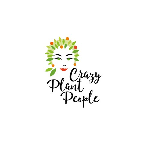 Logo for a ecommerce company that sells plant gifts.
