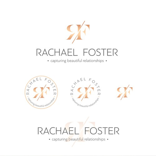 Logo concept for photography business