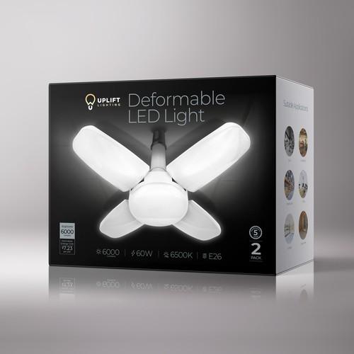 Deformable LED Light