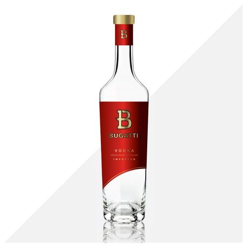 Bugatti Premium Vodka