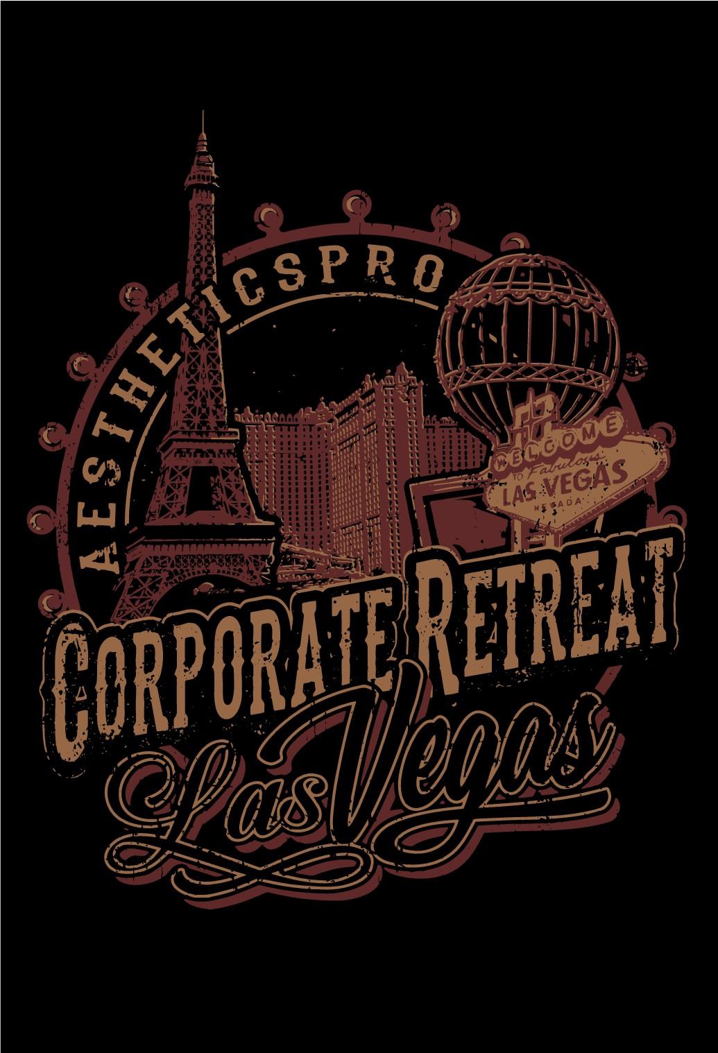 Las Vegas Corporate Retreat T-Shirt