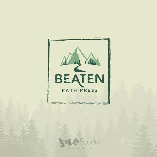 Logo Concept for Beaten Path Press