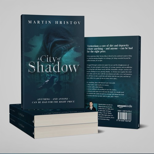 Book cover for A City of Shadow