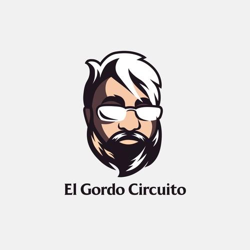 Logo concept for El Gordo Circuto