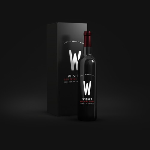 design packaging for wine company