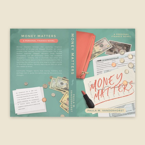 'Money Matters' book cover