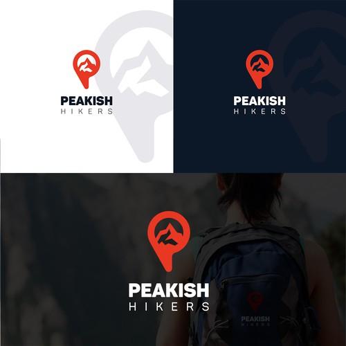 Peakish Hikers