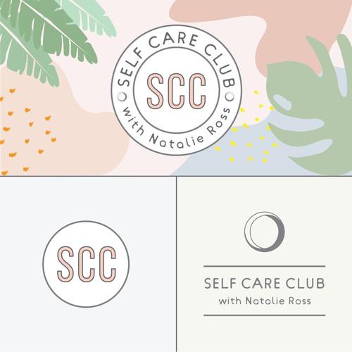 Logo / Branding Design for Self Care Podcast