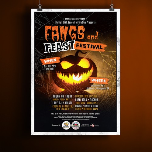 Fangs & Feast Festival V2
