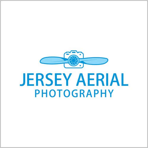 Jersey Aerial Photography needs a original logo and business card design!!!!