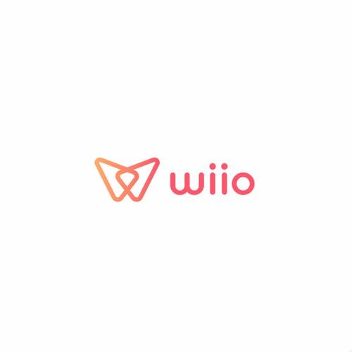 Wiio (Design a powerful logo a eCommerce platform)