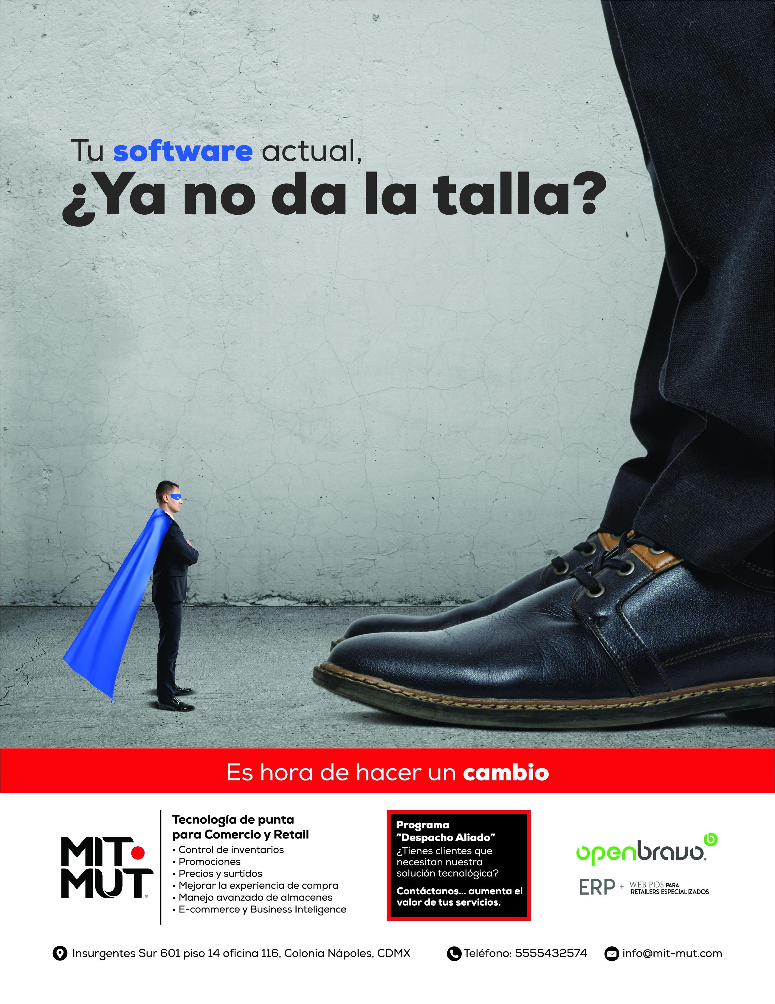 Posiciona a Mit-Mut y Openbravo en la comunidad de Contadores de Mexico