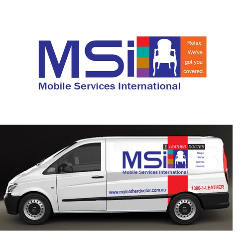 Create a branding and logo strategy for one of Australia's largest mobile repair franchise groups.