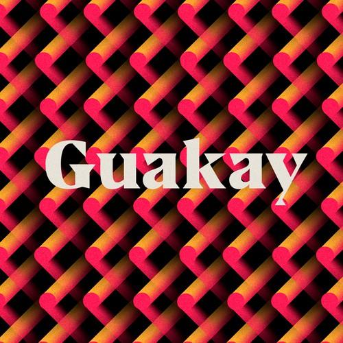 Guakay logo design