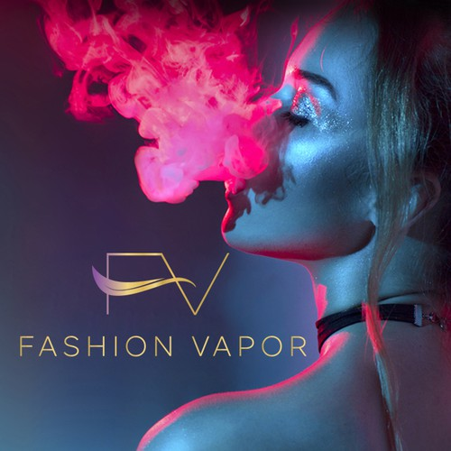 Logo design Fashion Vapor