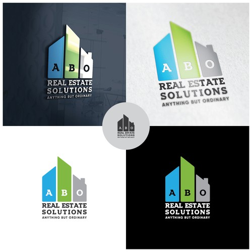 ABO Real Estate Solutions Logo