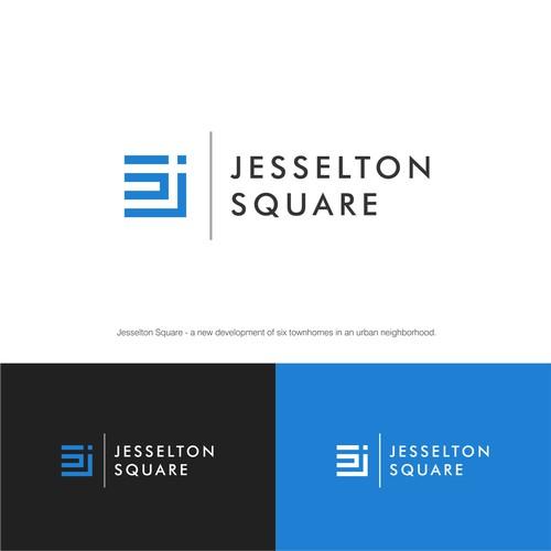 Modern & Contemporary logo design for Jesselton Square