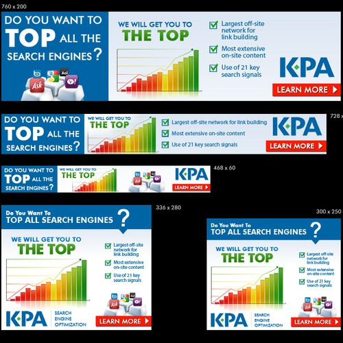 banner ad for KPA Search Engine Optimization (SEO)