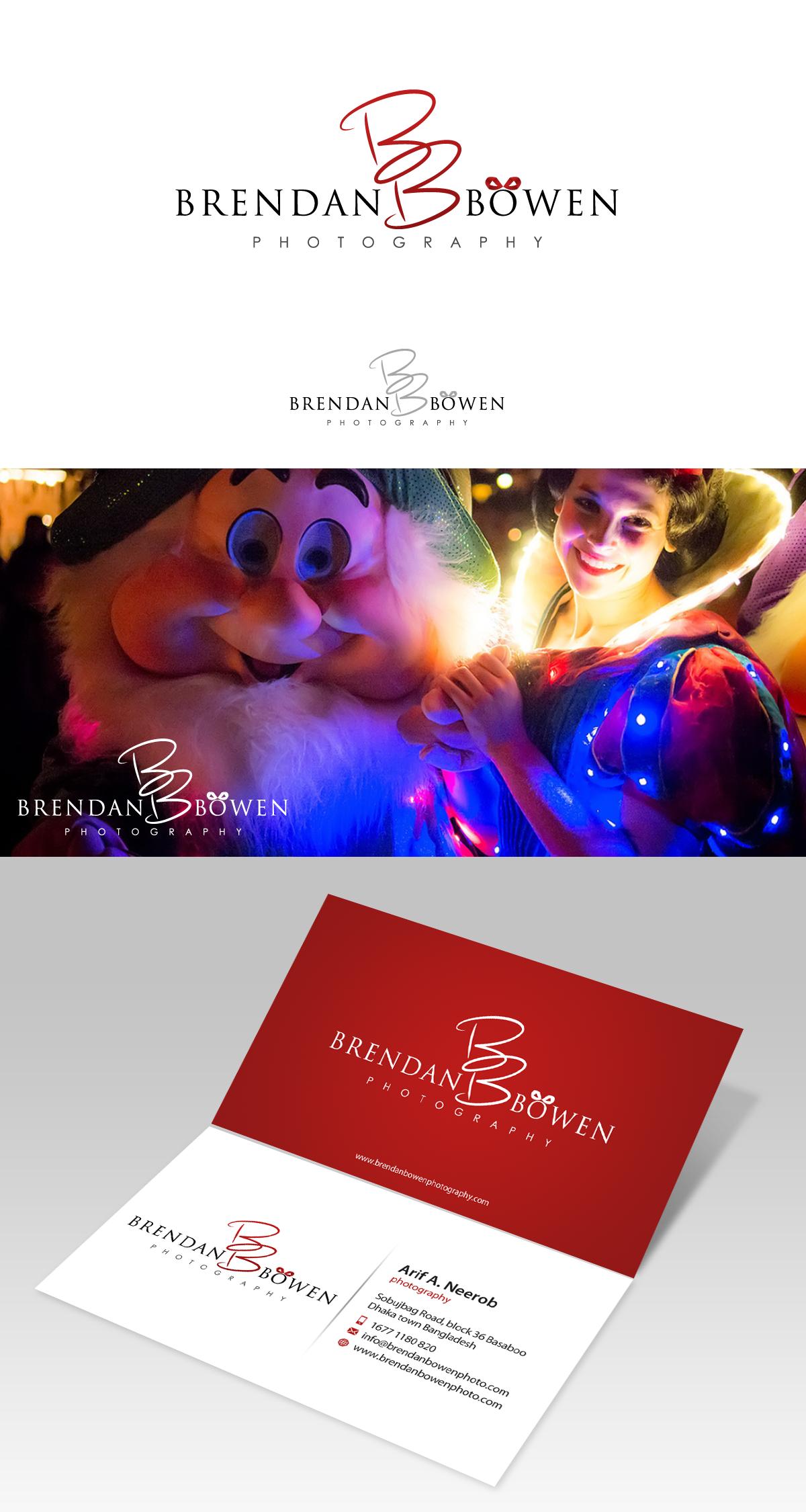 Brendan Bowen Photography needs a new logo