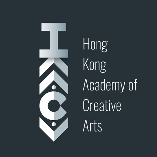 Creative logo for a creative academy