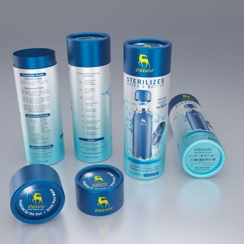 Instruction Manual Upgrade - Zipzulu UVC Water Bottle