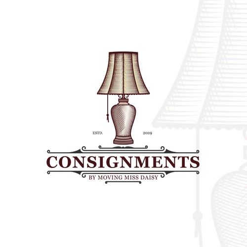 logo for our new Estate Consignment Store