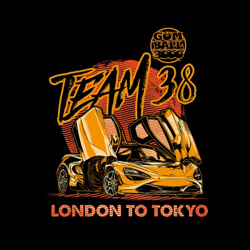 Gumball 3000 Team 38