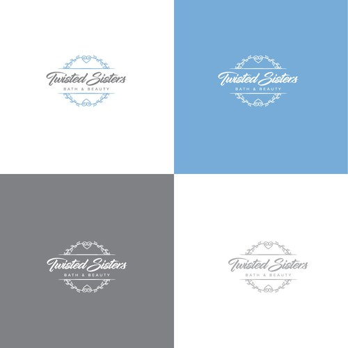 Logo for Bath and Beauty Product