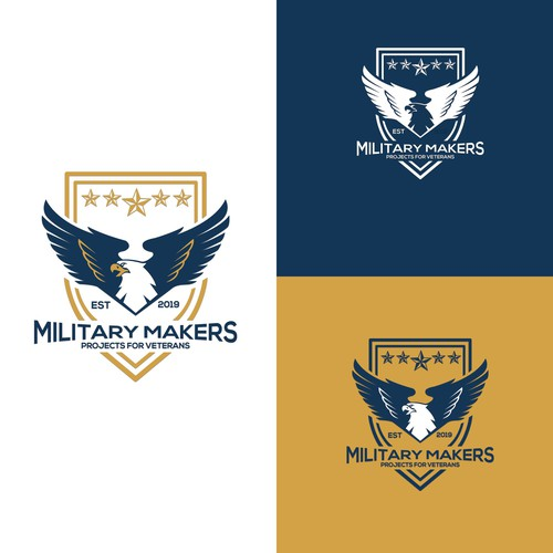 Logo Design for Military Makers