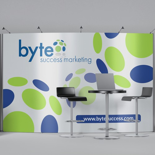 Byte Success Booth Design