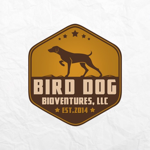 Logo Design - Bird Dog