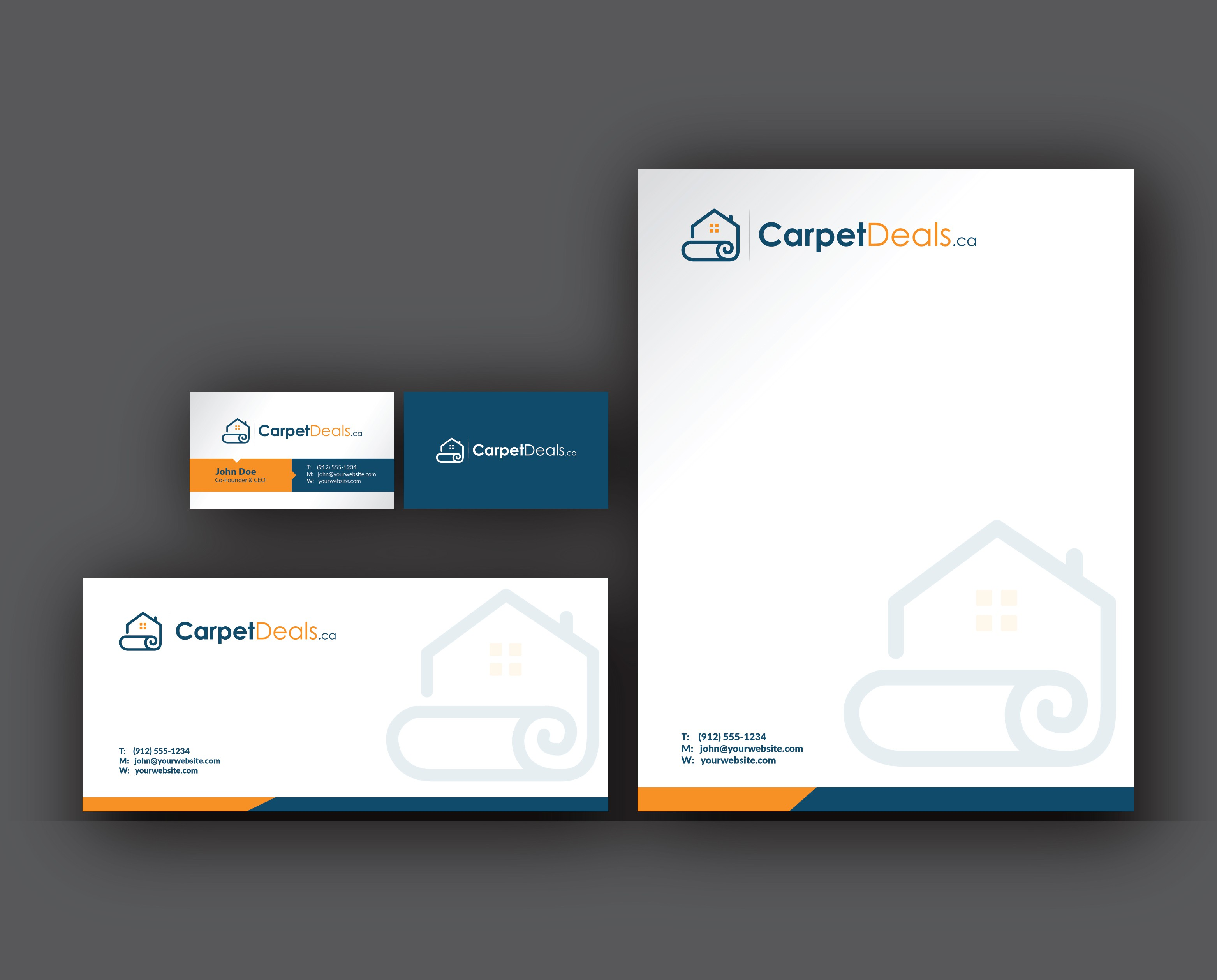 CarpetDeals.ca needs a new identity package.