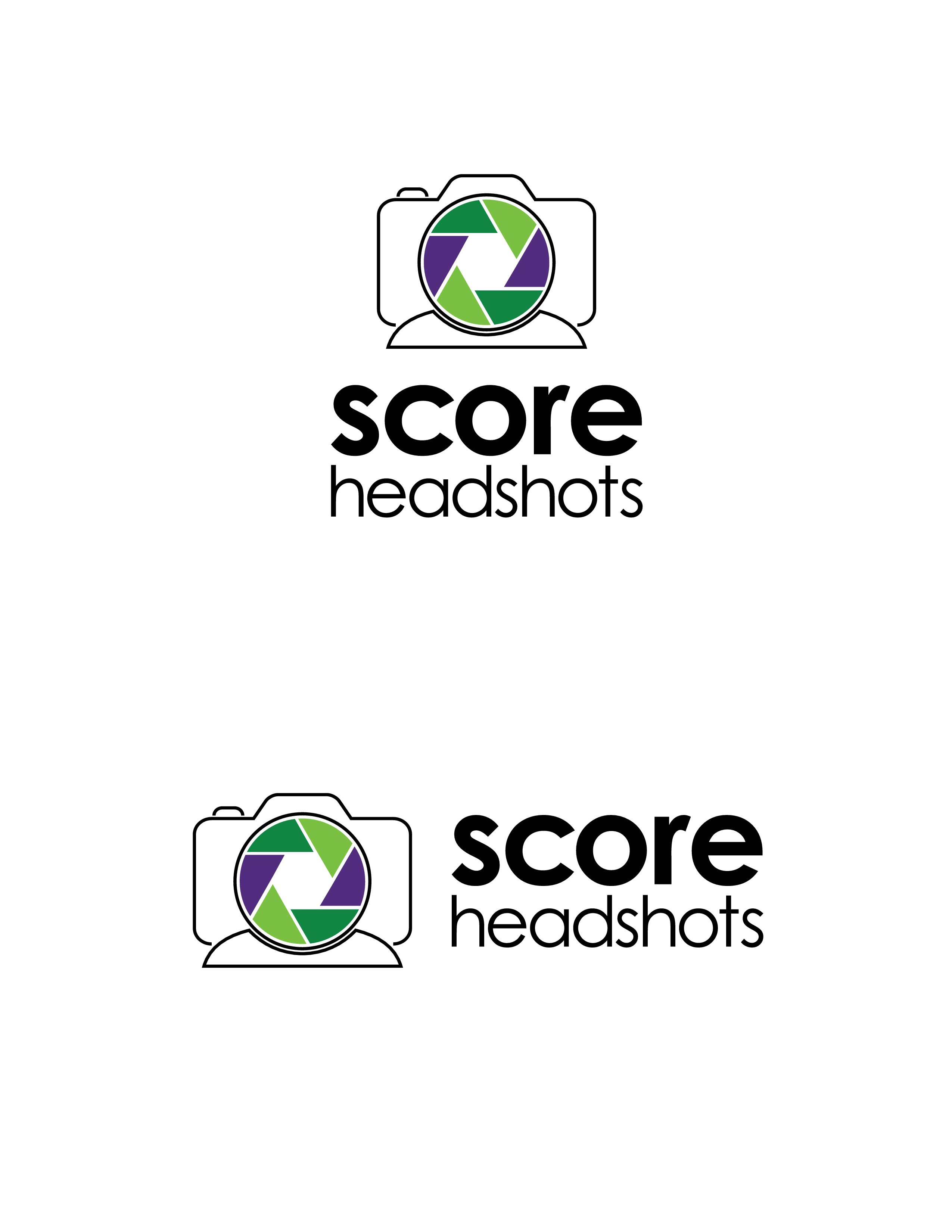 Score Headshots- New Logo!