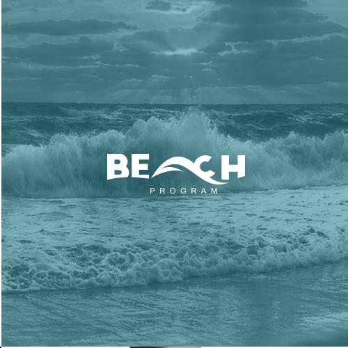 sport program of events  - company logo