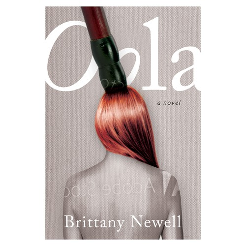 """Book cover for """"Oola"""""""