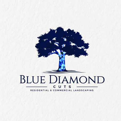 Logo for Blue Diamond
