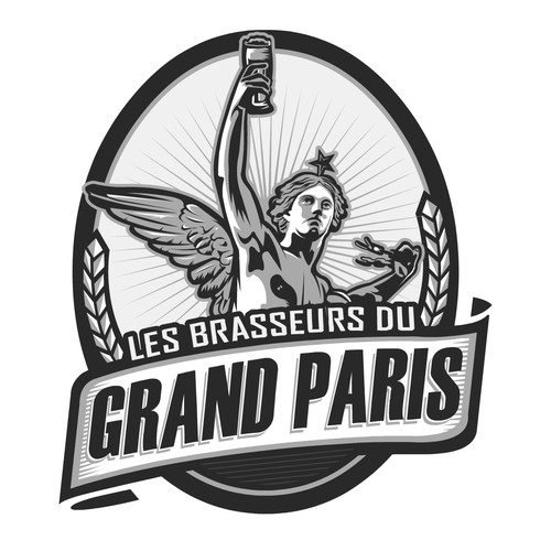 Help create a graphic identity for a growing Parisian Bewery