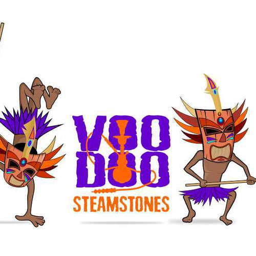 Help Voodoo steamstones with a new logo