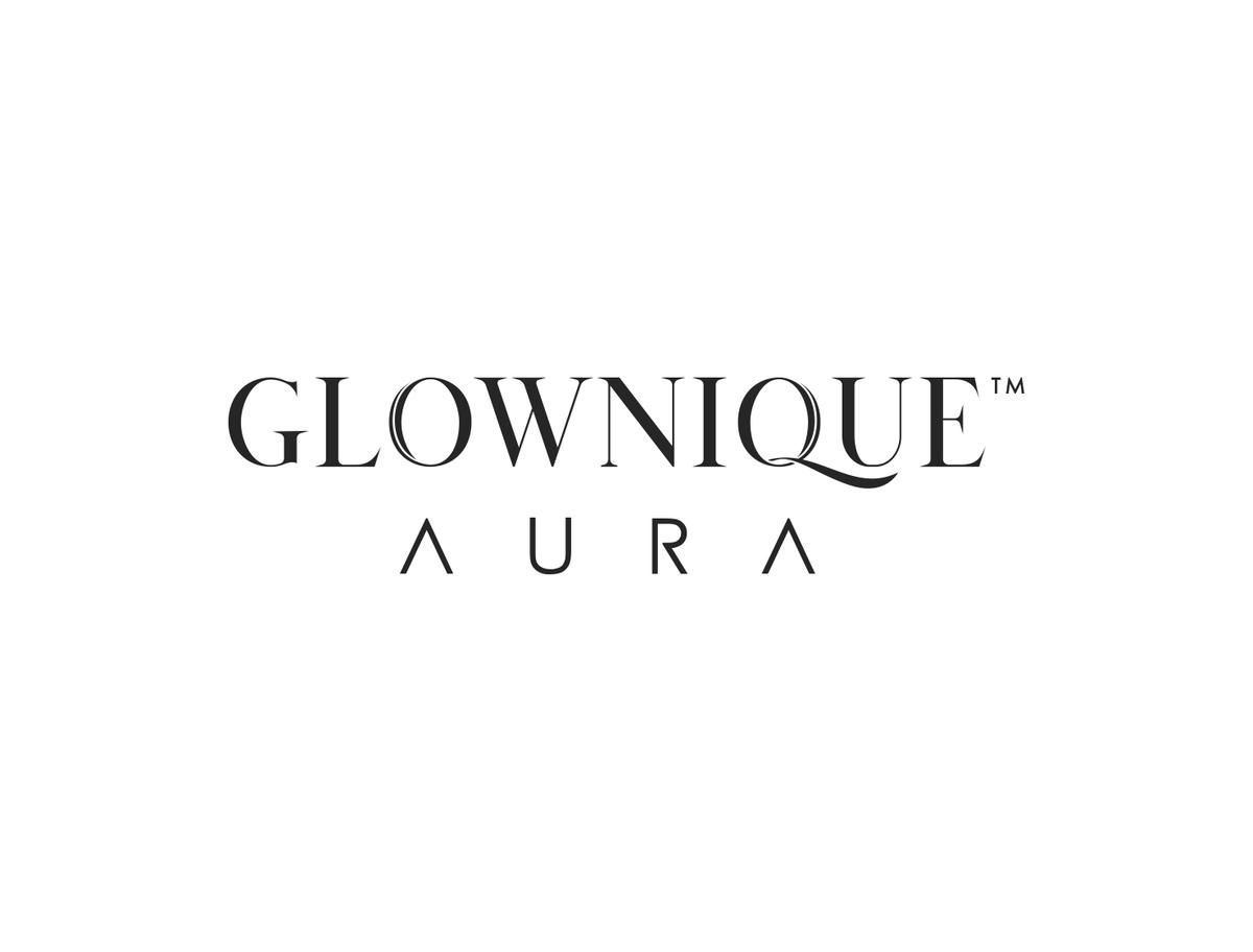 AURA Logo for GLOWNIQUE