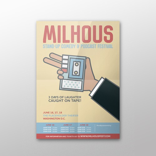 Milhous Stand-Up Comedy and Podcast Festival