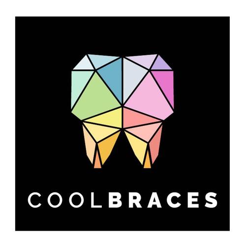 Origami inspired logo