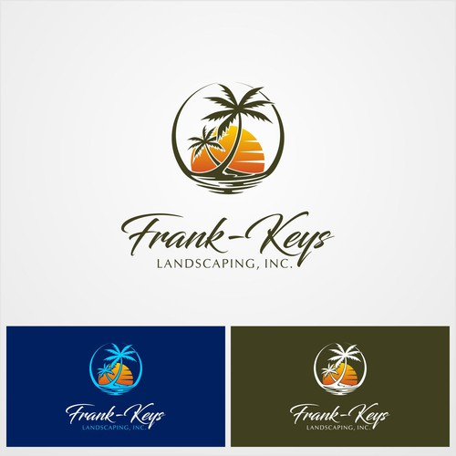 Frank-Keys Landscaping, Inc. logo