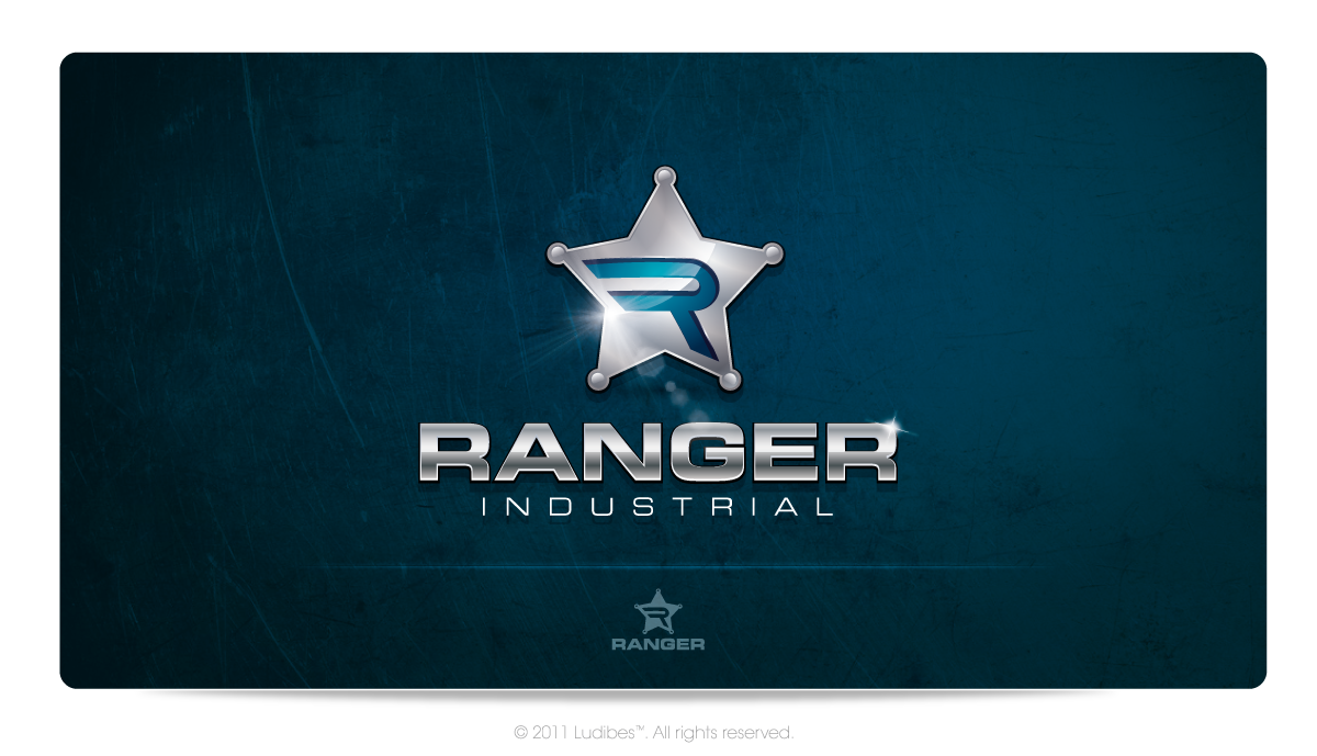 logo for Ranger Industrial (supplies)