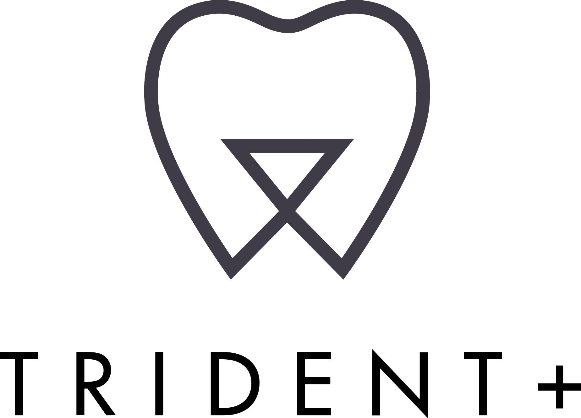 Logo design for Trident +