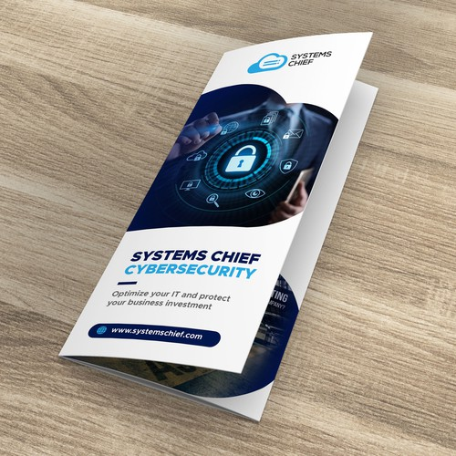 Cybersecurity brochure