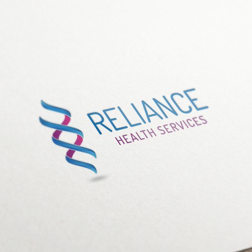 Brand Identity pack for RELIANCE health services