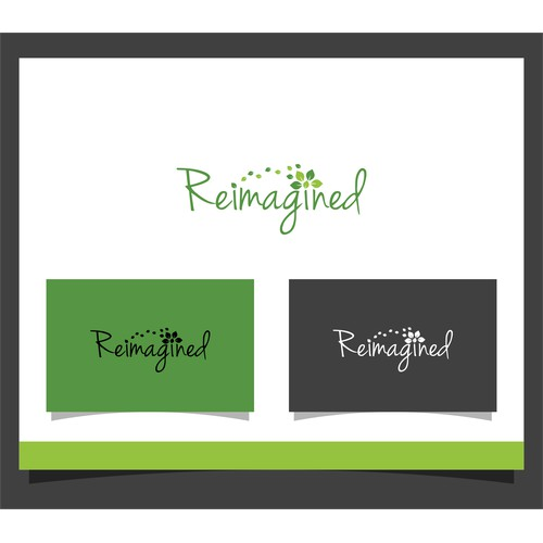 New logo for www.reimaginedfoods.com