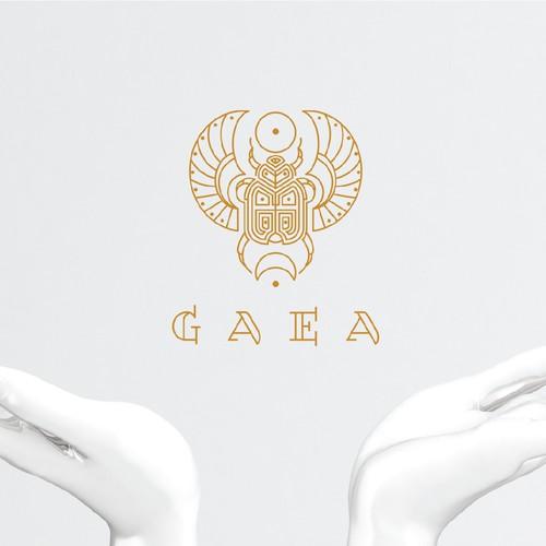 Scarab Beetle design for fashion house Gaea